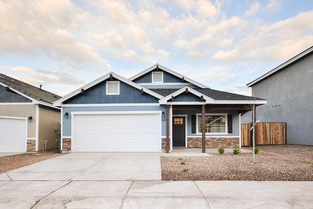 5106 S 23rd Drive, Phoenix, AZ 85041 (MLS #6057762) :: Brett Tanner Home Selling Team