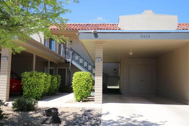 19638 N Star Ridge Drive, Sun City West, AZ 85375 (MLS #6057990) :: Nate Martinez Team
