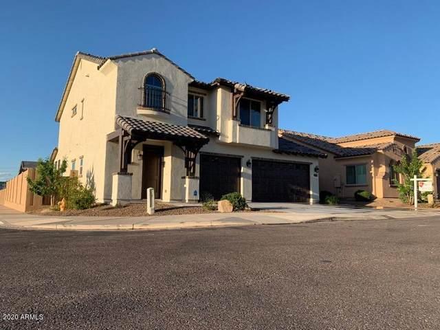 808 W Caldwell Street, Phoenix, AZ 85041 (MLS #6058057) :: Brett Tanner Home Selling Team