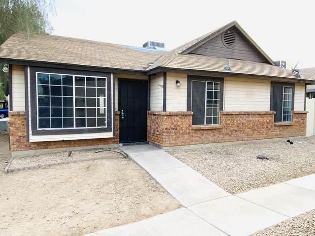 8520 W Palm Lane #1130, Phoenix, AZ 85037 (MLS #6058306) :: The Kenny Klaus Team