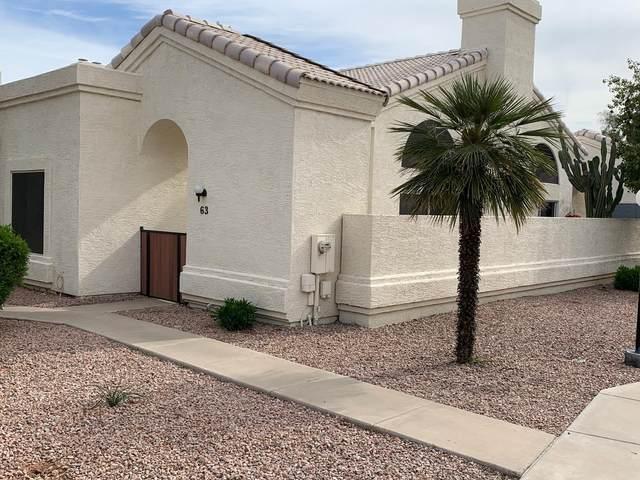 2100 W Lemon Tree Place #63, Chandler, AZ 85224 (MLS #6058461) :: The Kenny Klaus Team