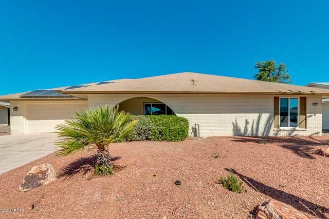 13026 W Skyview Drive, Sun City West, AZ 85375 (MLS #6058555) :: The W Group
