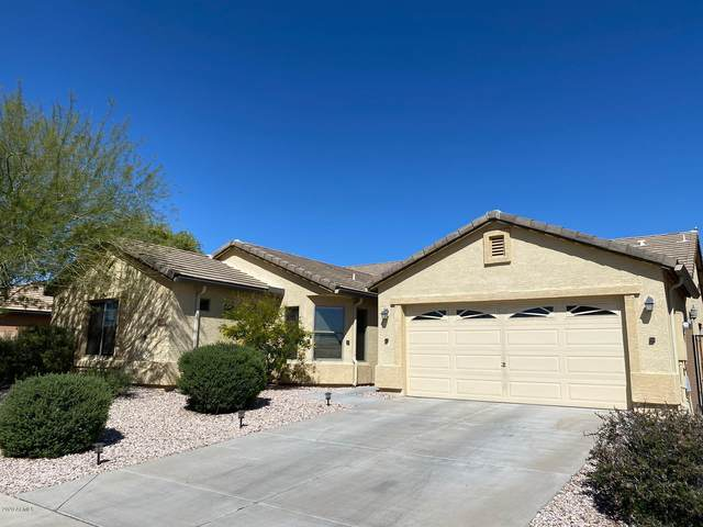 23026 W Gardenia Drive, Buckeye, AZ 85326 (MLS #6058579) :: Brett Tanner Home Selling Team