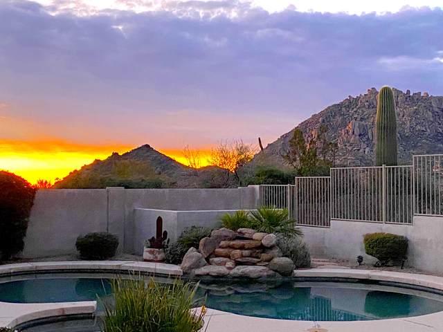 11930 E Mariposa Grande Drive, Scottsdale, AZ 85255 (MLS #6058603) :: My Home Group