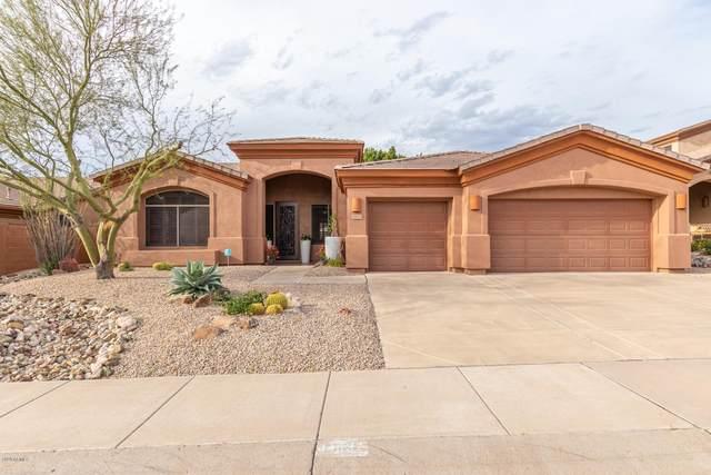 14032 E Clinton Street, Scottsdale, AZ 85259 (MLS #6058622) :: Kepple Real Estate Group