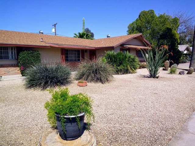 8214 E Hazelwood Street, Scottsdale, AZ 85251 (MLS #6058944) :: Lucido Agency