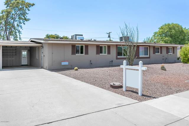10525 W Oakmont Drive, Sun City, AZ 85351 (MLS #6059036) :: The Property Partners at eXp Realty