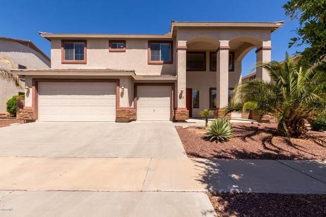 15746 W Mescal Street, Surprise, AZ 85379 (MLS #6059073) :: Riddle Realty Group - Keller Williams Arizona Realty