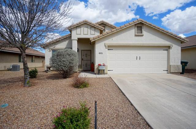 685 Temple Drive, Sierra Vista, AZ 85635 (MLS #6059813) :: Service First Realty