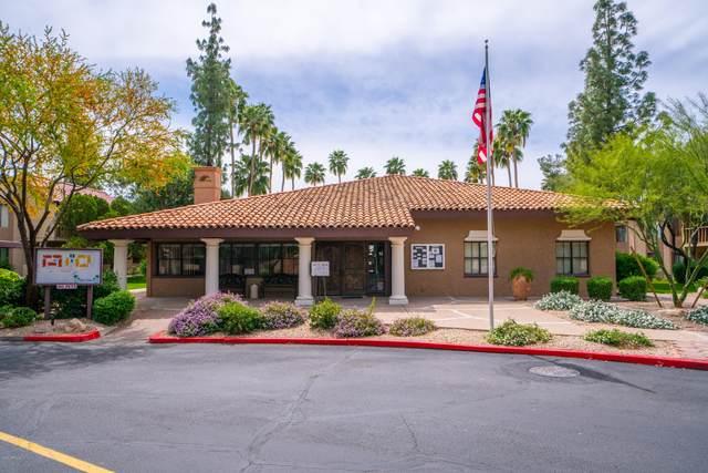 8649 E Royal Palm Road #130, Scottsdale, AZ 85258 (MLS #6059856) :: Brett Tanner Home Selling Team