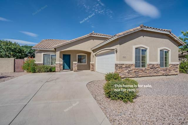 4120 E Blue Sage Road, Gilbert, AZ 85297 (MLS #6059996) :: Relevate | Phoenix