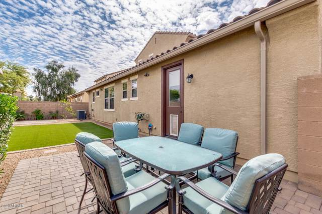 451 S Hawes Road #55, Mesa, AZ 85208 (MLS #6060450) :: Riddle Realty Group - Keller Williams Arizona Realty