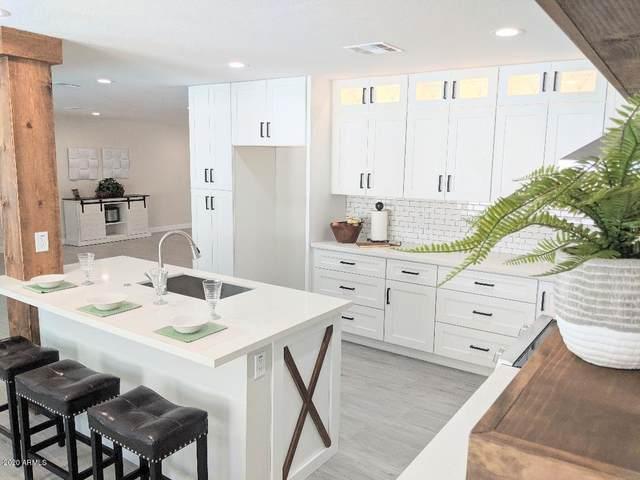 8360 E Via De Dorado, Scottsdale, AZ 85258 (MLS #6060666) :: Brett Tanner Home Selling Team