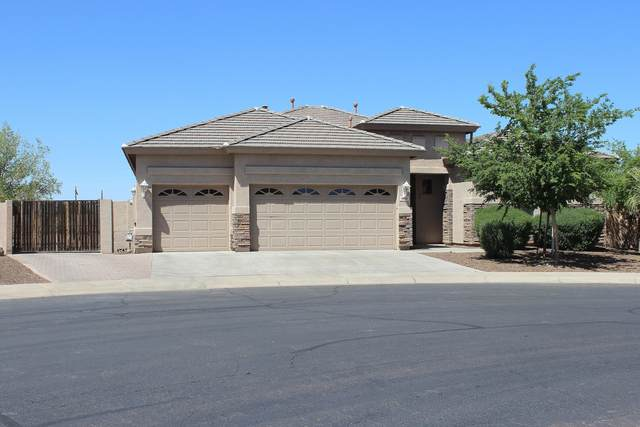 4618 W Paseo Way, Laveen, AZ 85339 (MLS #6061007) :: Conway Real Estate