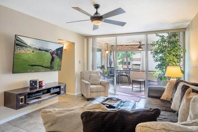 7625 E Camelback Road 219A, Scottsdale, AZ 85251 (MLS #6061029) :: Revelation Real Estate
