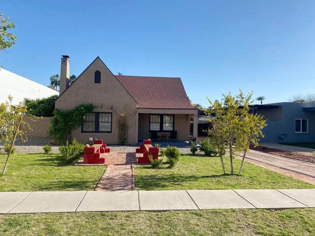 21 W Wilshire Drive, Phoenix, AZ 85003 (MLS #6061088) :: Riddle Realty Group - Keller Williams Arizona Realty