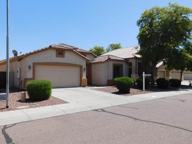 6819 S 45TH Avenue, Laveen, AZ 85339 (MLS #6061614) :: Conway Real Estate