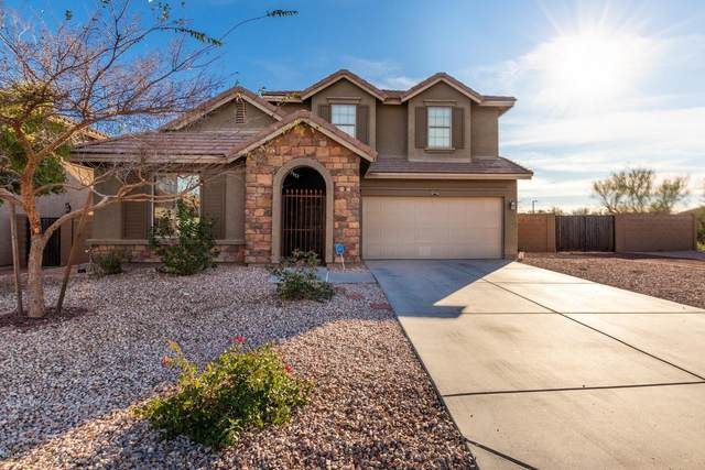 22179 W Twilight Trail, Buckeye, AZ 85326 (MLS #6061621) :: The W Group