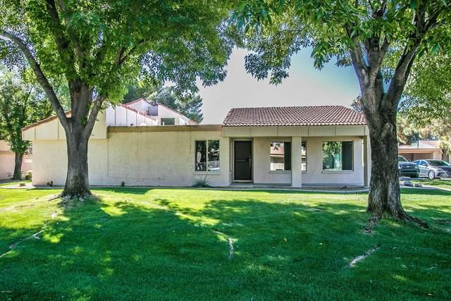6350 N 78TH Street #258, Scottsdale, AZ 85250 (MLS #6061622) :: Long Realty West Valley