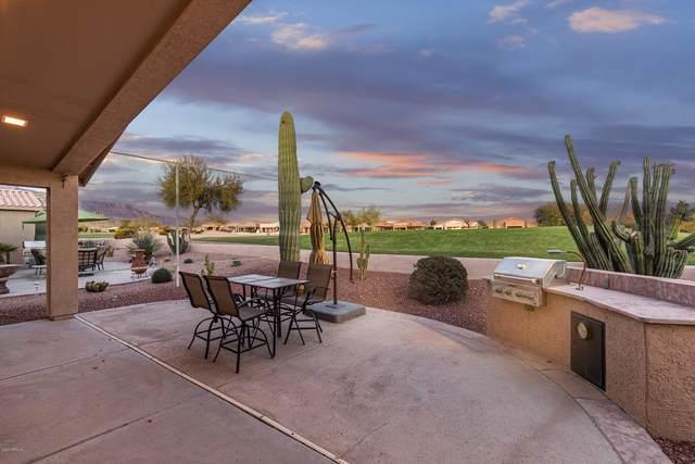 6625 S Fairway Drive, Gold Canyon, AZ 85118 (MLS #6061675) :: The Daniel Montez Real Estate Group