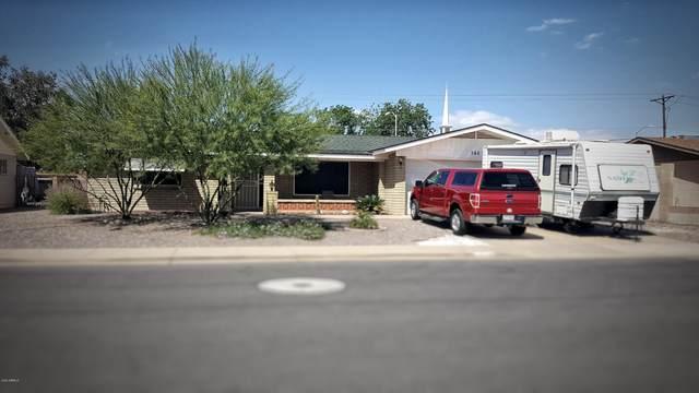 546 S Portland, Mesa, AZ 85206 (MLS #6061973) :: My Home Group