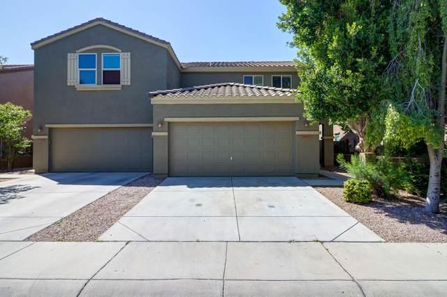 8787 W Wood Drive, Peoria, AZ 85381 (MLS #6062010) :: My Home Group