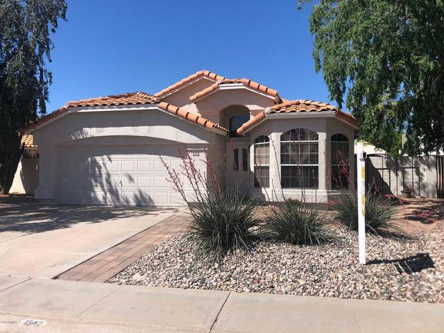 1642 S Sycamore Place, Chandler, AZ 85286 (MLS #6062063) :: My Home Group