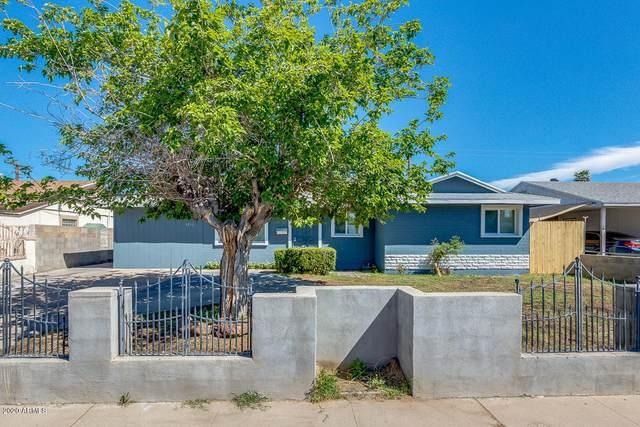 8242 W Weldon Avenue, Phoenix, AZ 85033 (MLS #6062209) :: Lux Home Group at  Keller Williams Realty Phoenix