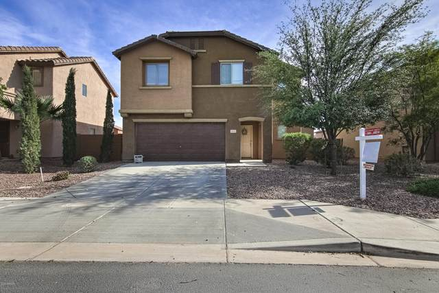 4643 W Juniper Avenue, Coolidge, AZ 85128 (MLS #6062222) :: Revelation Real Estate