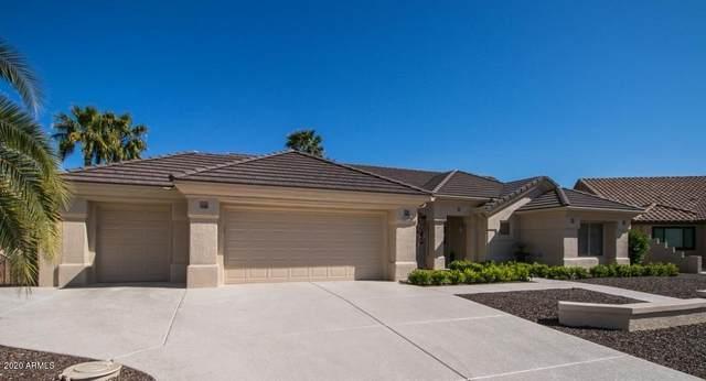 20407 N 133RD Drive, Sun City West, AZ 85375 (MLS #6062475) :: The Daniel Montez Real Estate Group