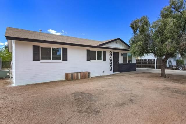 2469 W Cactus Wren Street, Apache Junction, AZ 85120 (MLS #6062626) :: The Bill and Cindy Flowers Team