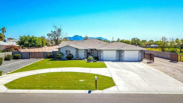 505 N 95th Place, Mesa, AZ 85207 (MLS #6062702) :: Keller Williams Realty Phoenix
