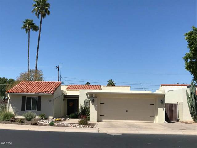 1500 N Markdale Street #1, Mesa, AZ 85201 (MLS #6062855) :: Conway Real Estate