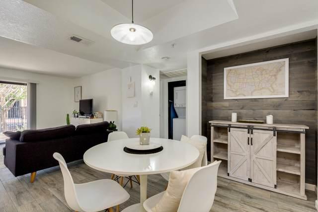 8155 E Roosevelt Street #127, Scottsdale, AZ 85257 (MLS #6062952) :: Riddle Realty Group - Keller Williams Arizona Realty