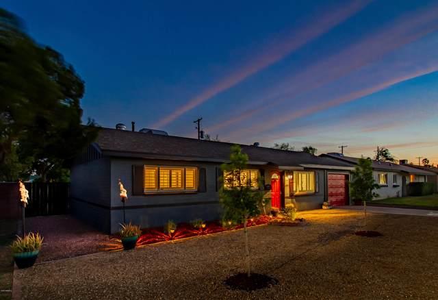 7419 E Taylor Street, Scottsdale, AZ 85257 (MLS #6063325) :: Conway Real Estate