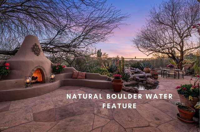 6255 E Evening Glow Drive, Scottsdale, AZ 85266 (MLS #6063750) :: Scott Gaertner Group