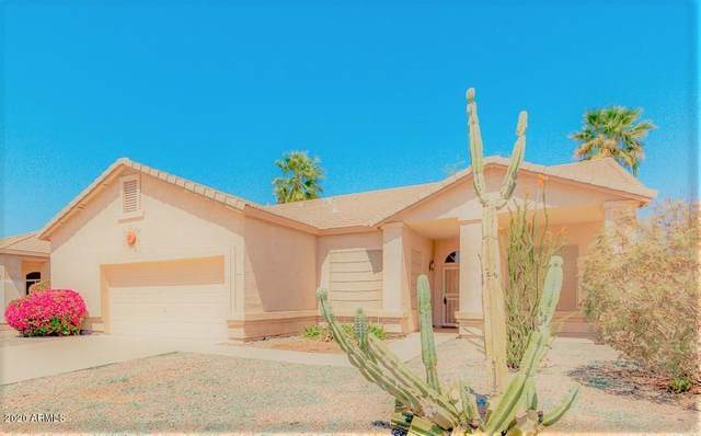84 E Smoke Tree Road, Gilbert, AZ 85296 (MLS #6063761) :: Revelation Real Estate