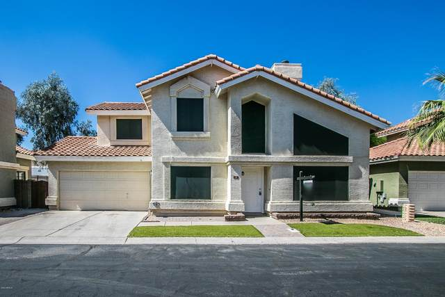 18 W Hancock Avenue, Gilbert, AZ 85233 (MLS #6064014) :: Power Realty Group Model Home Center