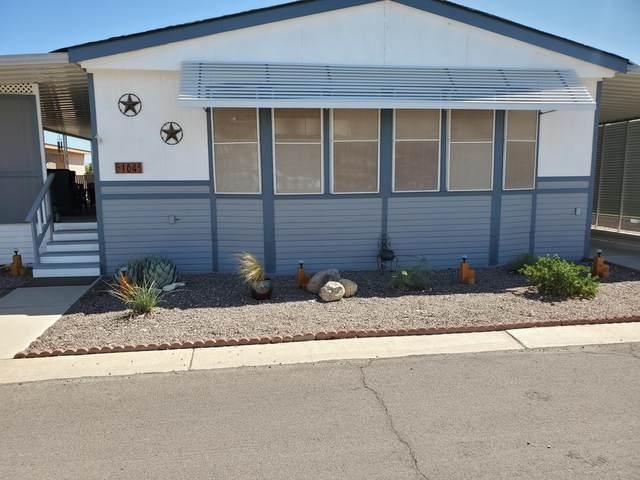 2501 W Wickenburg Way #164, Wickenburg, AZ 85390 (MLS #6064045) :: The W Group