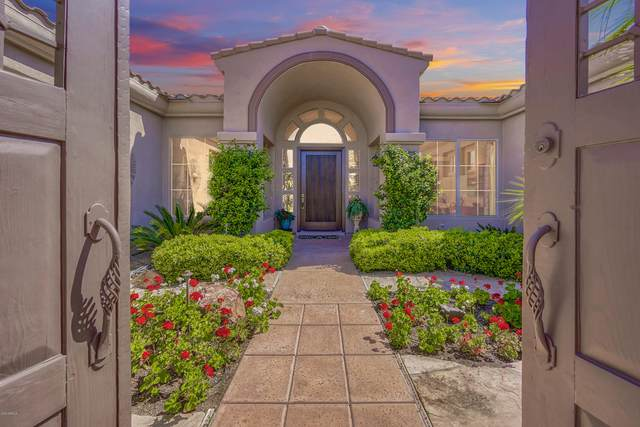 7833 E Vista Bonita Drive, Scottsdale, AZ 85255 (MLS #6064155) :: Riddle Realty Group - Keller Williams Arizona Realty