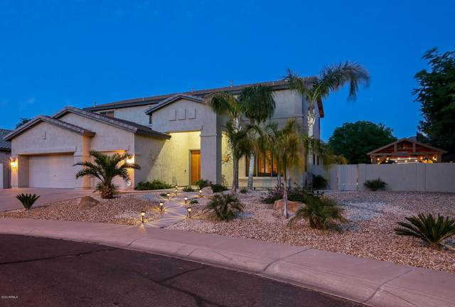 127 N Date Palm Drive, Gilbert, AZ 85234 (MLS #6064229) :: Keller Williams Realty Phoenix