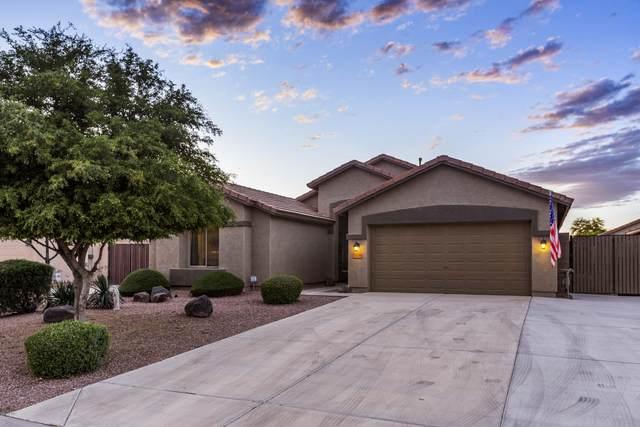 35246 N Shorthorn Trail, San Tan Valley, AZ 85143 (MLS #6064414) :: Brett Tanner Home Selling Team