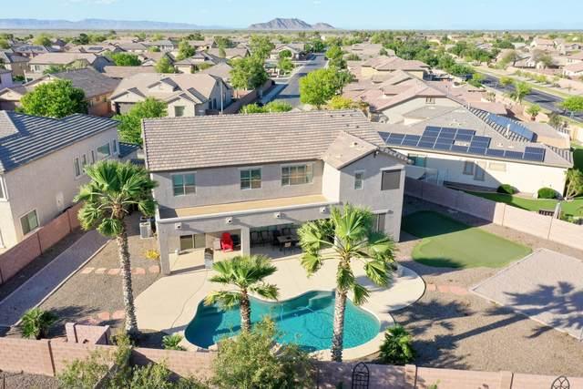 44519 W Sedona Trail, Maricopa, AZ 85139 (MLS #6064463) :: Brett Tanner Home Selling Team