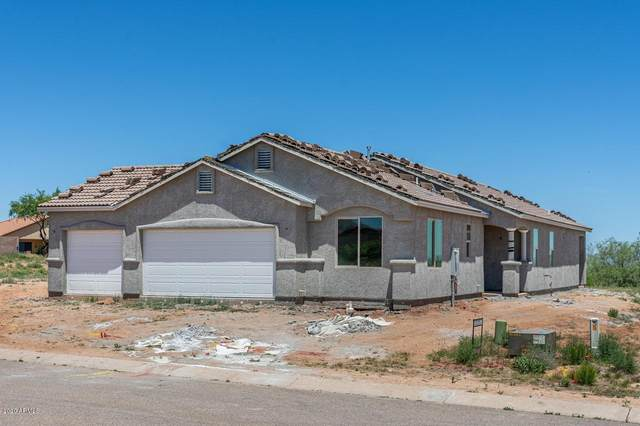 1462 W Sheep Wash Way Lot 78, Benson, AZ 85602 (MLS #6064910) :: Service First Realty