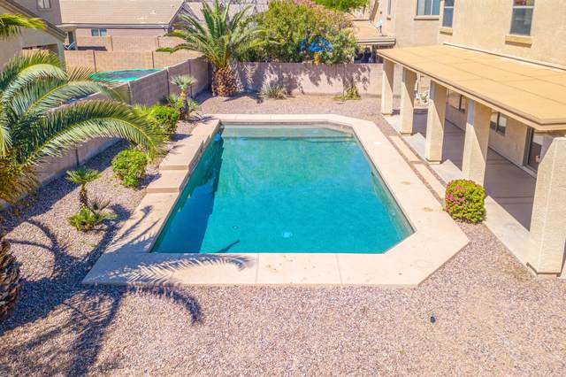 43205 W Wild Horse Trail, Maricopa, AZ 85138 (MLS #6065032) :: CANAM Realty Group
