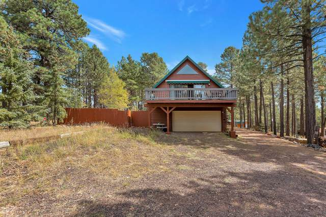 783 Trout Springs Road, Forest Lakes, AZ 85931 (MLS #6065136) :: The Everest Team at eXp Realty