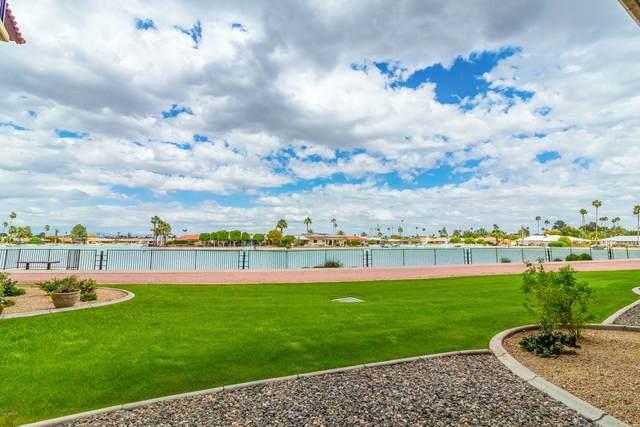 10330 W Thunderbird Boulevard B113, Sun City, AZ 85351 (MLS #6066050) :: Brett Tanner Home Selling Team