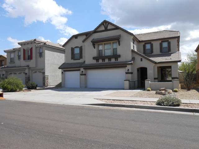 18417 W Westfall Way, Surprise, AZ 85374 (MLS #6066922) :: The Garcia Group