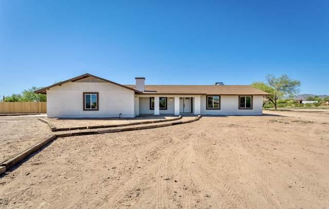 23130 W Watkins Street, Buckeye, AZ 85326 (MLS #6067113) :: Brett Tanner Home Selling Team