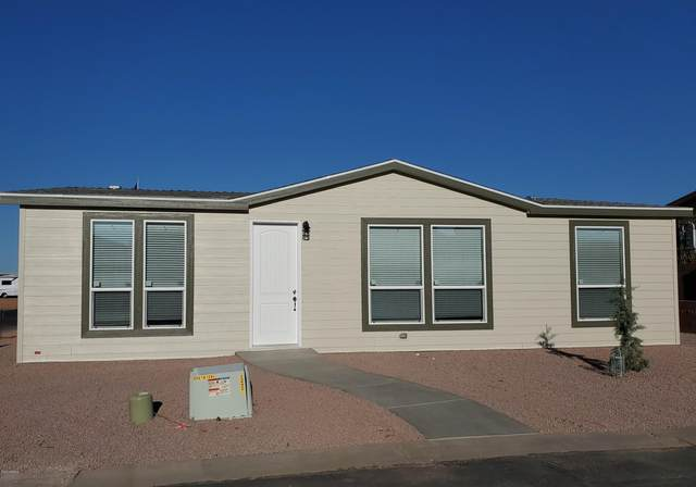 1030 S Barrel Cactus Ridge #120, Benson, AZ 85602 (MLS #6067837) :: Yost Realty Group at RE/MAX Casa Grande